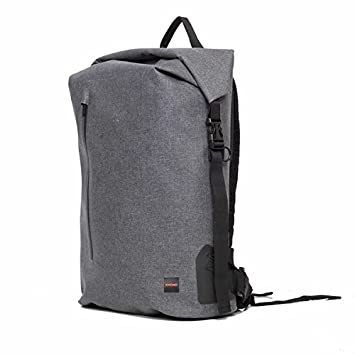 32599abdc2 KNOMO Thames Cromwell 15.6 quot  Roll Top Backpack-Grey