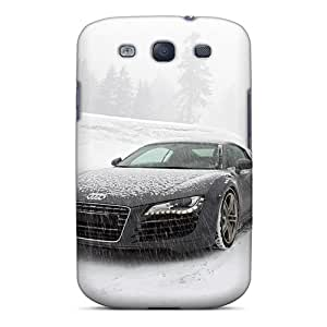 Galaxy S3 Case Cover Audi R8 Case - Eco-friendly Packaging