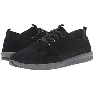 TOMS Men's Cabrillo Sneaker, Black, 8