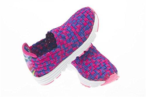 DesigualSHOES_CAMPING - Zapatillas de niñas Morado
