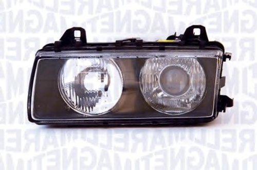 BMW 3 Series E36 Cabrio Coupe 1993-1994 Halogen Headlight Front Lamp 2DR ()