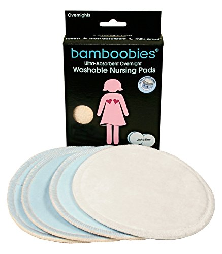 bamboobies Reusable Nursing Pads