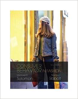 Readcheaper. Consumer behavior in fashion (2nd edition).