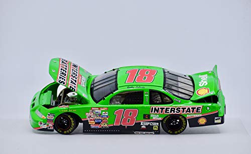 1998 - Action/NASCAR - Bobby Labonte #18 - Interstate Batteries/Mac Tools - Pontaic - 1:24 Scale Die Cast - Collectible