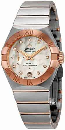 Omega Constellation Automatic Ladies Watch 127. 20. 27. 20. 55. 001