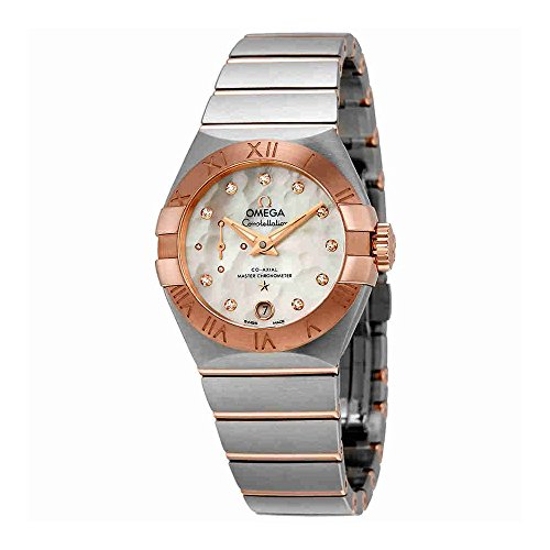 Omega Constellation Automatic Ladies Watch 127. 20. 27. 20. 55. 001 by Omega