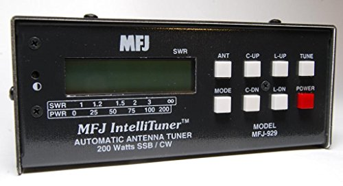 MFJ-929 Auto tuner, 200W by MFJ (Image #2)