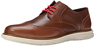 Stacy Adams Men's Armstrong Oxford,Cognac,8 M US