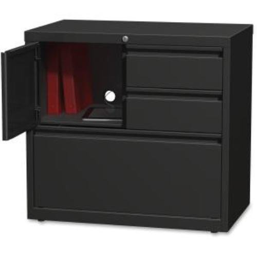 Lorell LLR60933 Personal Storage Center Lateral File, 30