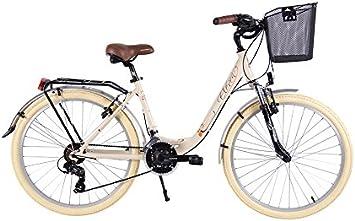 Eleven Bicicleta DE Paseo 26 Nueva: Amazon.es: Deportes y aire libre