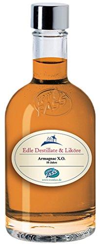 Vom Fass Bas-Armagnac X.O. 10 Jahre Brandy (1 x 0.5 l)