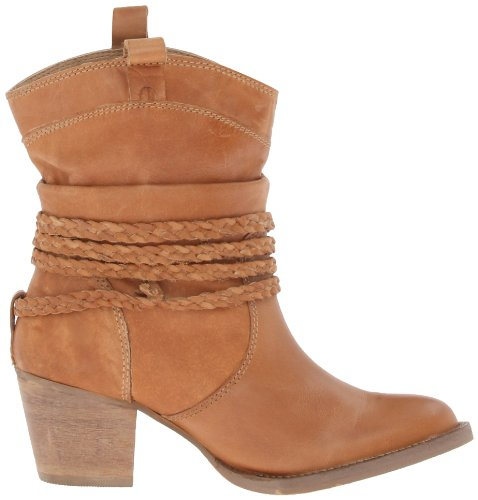 Boot Sister Women's Burnished Sole Dingo Tan SqRxCnZ