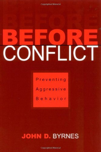 Before Conflict: Preventing Aggressive Behavior by R&L Education