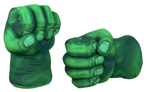 Hulk Smash Hands (Fancy Dress Boxing Gloves)