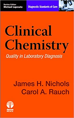 Clinical chemistry diagnostic standards of care kindle edition by clinical chemistry diagnostic standards of care kindle edition by james h phd nichols carol a md phd rauch professional technical kindle ebooks fandeluxe Gallery