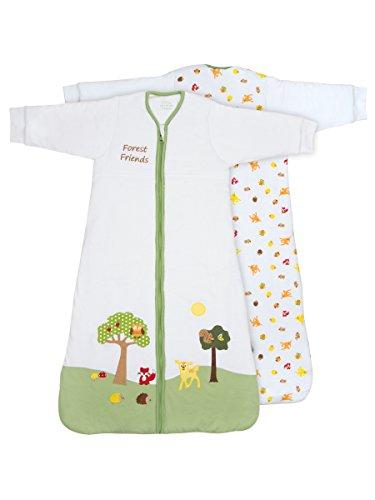 Slumbersafe Winter Baby Sleeping Bag Long Sleeves 3.5 Tog -