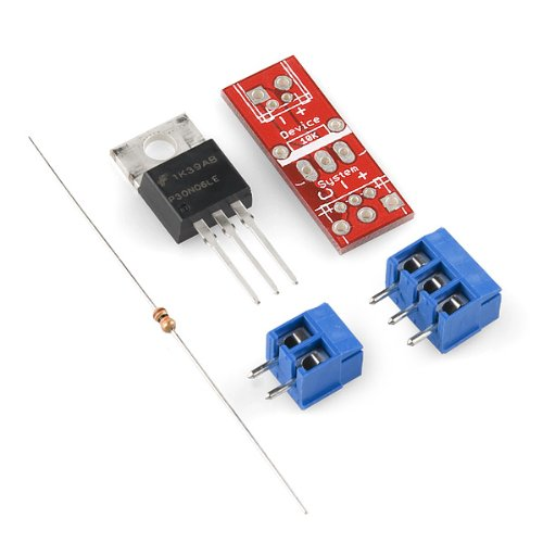 Amazon.com: MOSFET de potencia kit de control: Industrial ...