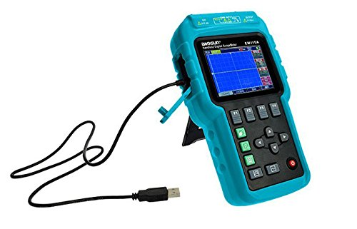 all-sun 3 in 1 Digital Oscilloscope Meter with USB Computer Interface Multimeter DMM 50MHz Single Channel