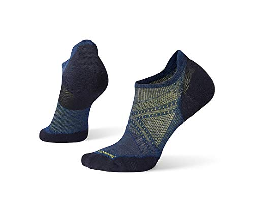 Smartwool PhD Outdoor Light Micro Socks - Men's Run Elite Wool Performance Sock