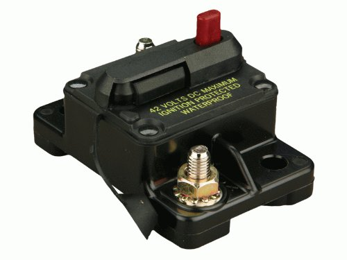 INSTALLBAY CB80MR - Circuit Breakers Manal Reset - Circuit Breaker Manual Reset 80 AMP Each