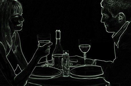 Jochen Schweizer Geschenkgutschein: Dinner in the Dark Raum Erfurt fü r 2