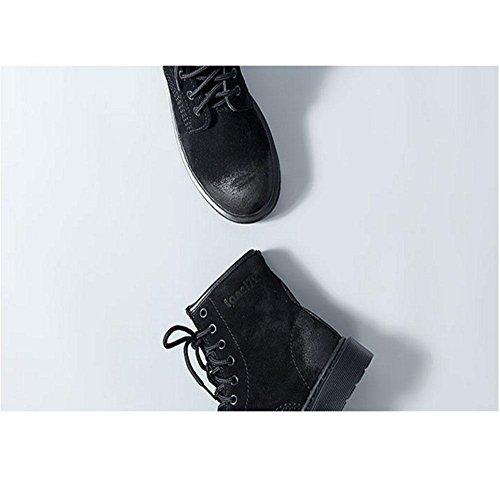 Stivali da donna Stivali piatti macchia Caviglia casual , 42
