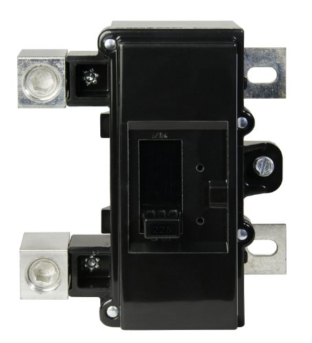 Square D by Schneider Electric QOM2225VH 225-Amp QOM2 Frame Size Main Circuit Breaker for QO and Homeline Load Centers ()