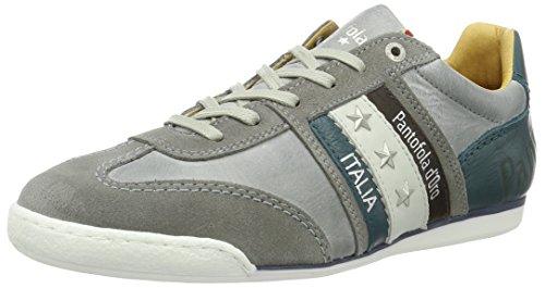 Pantofola d'Oro Imola Uomo Low - Zapatillas de casa Hombre Grau (Gray Violet)