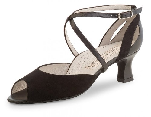Werner Kern Women's Tiziana - 2'' (5.0 cm) Latin Heel, Comfort Line, 7 M US (4 UK)