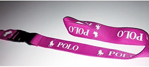 ENVÍO GRATUITO* Nuevo Rosa Polo Ralph Lauren cuello con cierre de ...