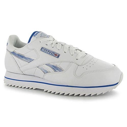 reebok classic etched ladies trainers