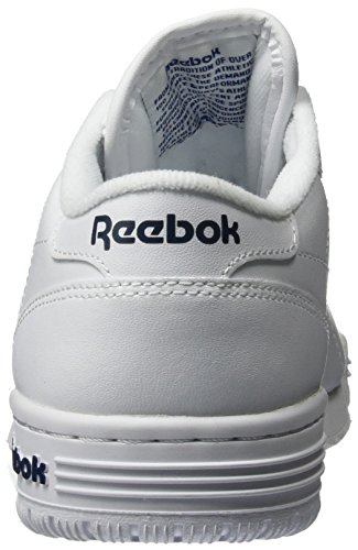 Reebok Royal Clean Royal INT para Logo Blue White Zapatillas Blanco de Lo Blue Royal Blue Niños Gimnasia Blue White Int Royal Int Exofit SqfrS