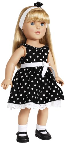 "Madame Alexander Dolls, 18"" Turning Heads, Favorite Friends Collection"