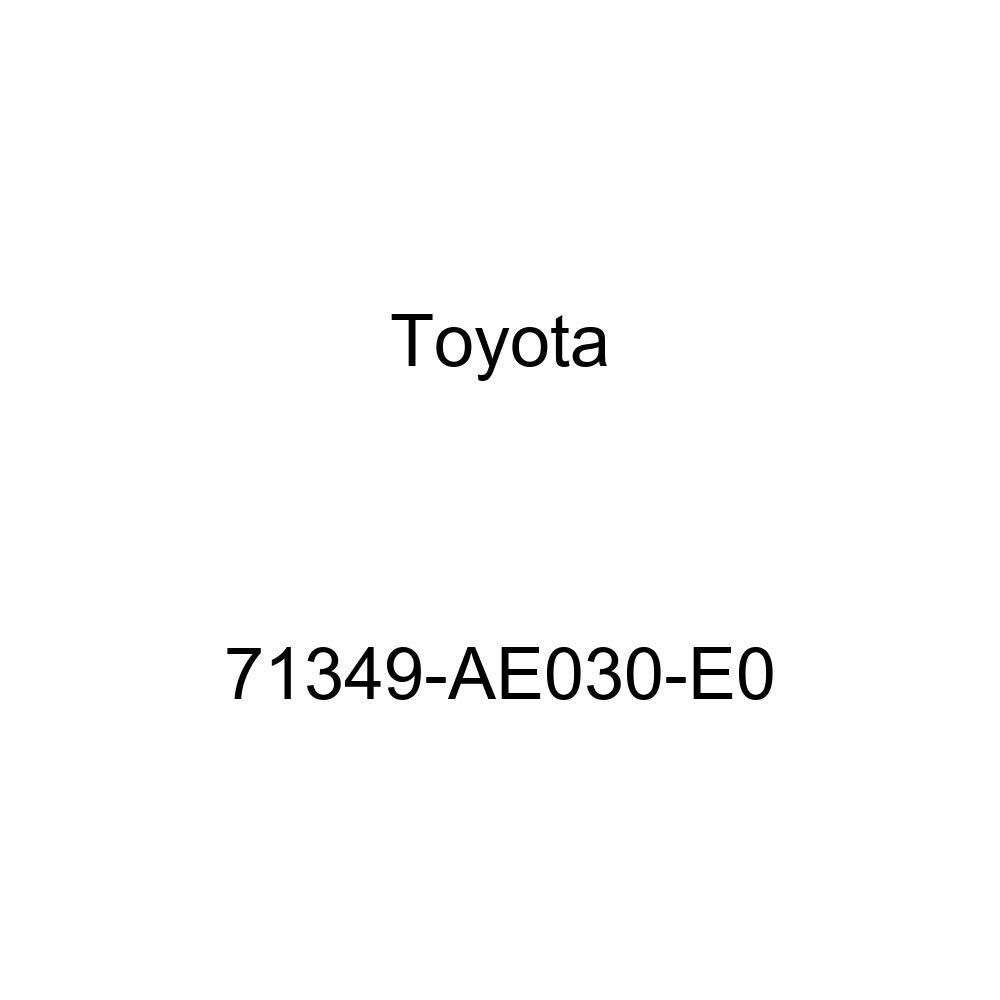 TOYOTA Genuine 71349-AE030-E0 Seat Back Hinge Cover