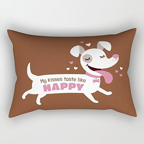 [Dogs Pillow Covers 20 X 36 Inches / 50 By 90 Cm Gift Or Decor For Him,birthday,outdoor,son,relatives,kids Girls - 2] (Snuggles Dog Costume)