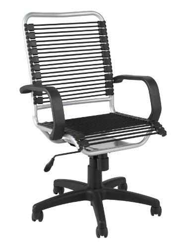 Eurø Style Bradley Bungie High Back Adjustable Office Chair