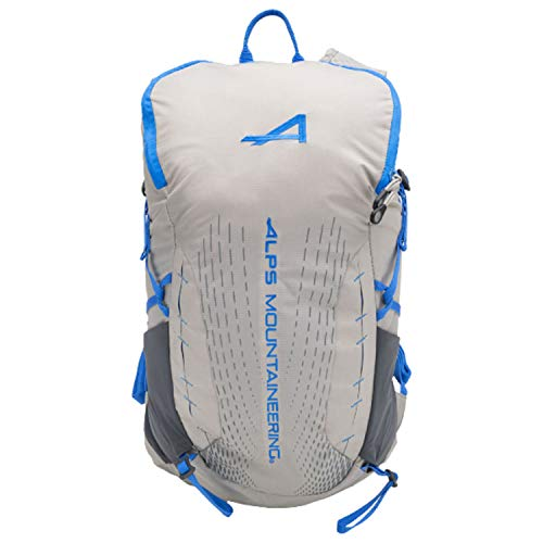 ALPS Mountaineering Canyon Day Backpack 20L, Gray/Blue
