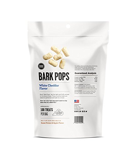 BIXBI-Bark-Pops-All-Natural-Dog-Treats-White-Cheddar-4-Ounce
