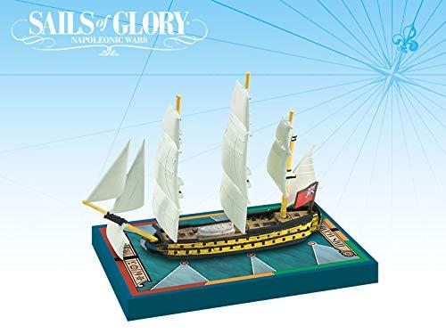 Sails of Glory: HMS Agamemnon / HMS Raisonnable (American Naval Captain During The Revolutionary War)