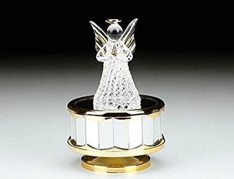 Image result for glass angel and box