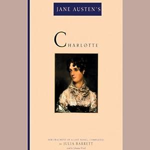 Jane Austen's Charlotte Audiobook