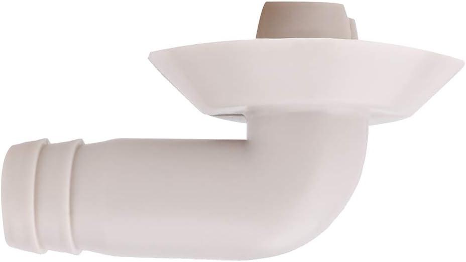 Grete Gotye Room Air Conditioner Drain Adapter Kit. Universal Air Conditioner Drain Hose Connector Elbow for Mini-Split AC Unit and Window AC Unit (18mm)