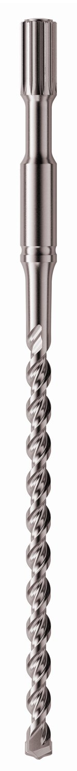 Simpson Strong Tie MDSP10036 Spline Shank Bits 1-Inch Diameter with 31-Inch Drilling Depth by 31-Inch Overall Length