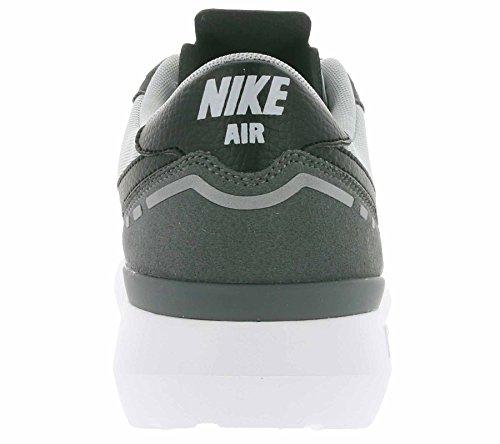 Nike Heren Lucht Vrtx 17 Hardloopschoen Wolf Grijs / Zwart-donkergrijs