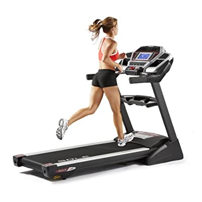 Sole Fitness F80 Folding Treadmill Previous Years Model from Sole