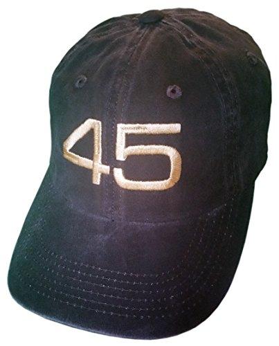 Hat Distressed Ohio (45 ~ Trump Hat #MAGA Make America Great Again #DTS Drain The Swamp)