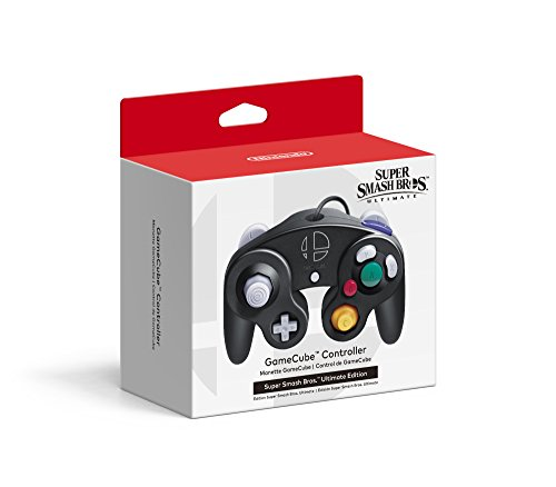 Price comparison product image GameCube Controller Super Smash Bros. Ultimate Edition