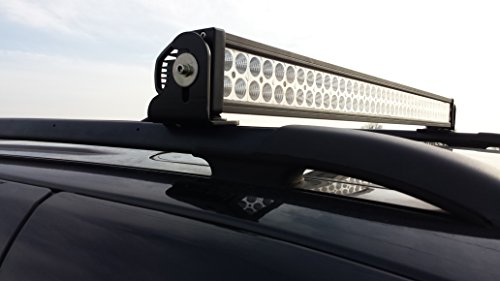 4x4 Fabworks 99 04 Grand Cherokee Wj 40in Led Light Bar