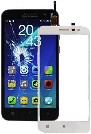 Piezas de repuesto de teléfonos móviles, Pantalla táctil para Lenovo iPartsBuy A8 / A806 / A808T (Color : Blanco) : Amazon.es: Electrónica