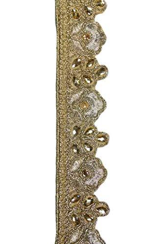 Embellished Couture (Luxury Embellished Ribbon (Jeweled Crown))